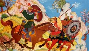 shahnameh_battle_1